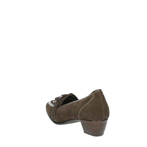 Sanagens Shoes Loafers Brown 4459 S 042