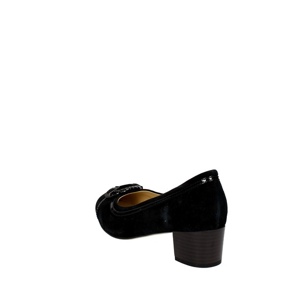 Sanagens Shoes Heels' Black 3627 S 006