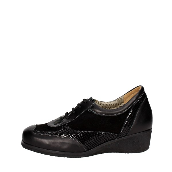 Sanagens Shoes Sneakers Black 4163 006