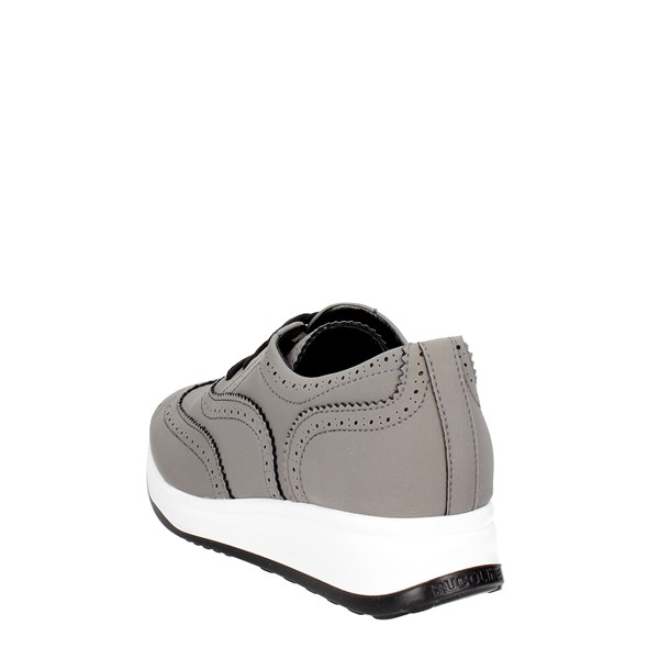 <Agile By Rucoline  Shoes Sneakers Grey 8314(C*)
