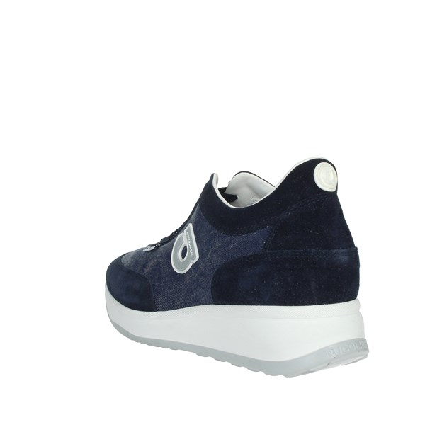 <Agile By Rucoline  Shoes Sneakers Blue 8304(A*)