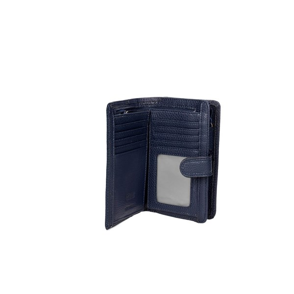 Enrico Coveri Accessories Wallets Blue 9150-ST01