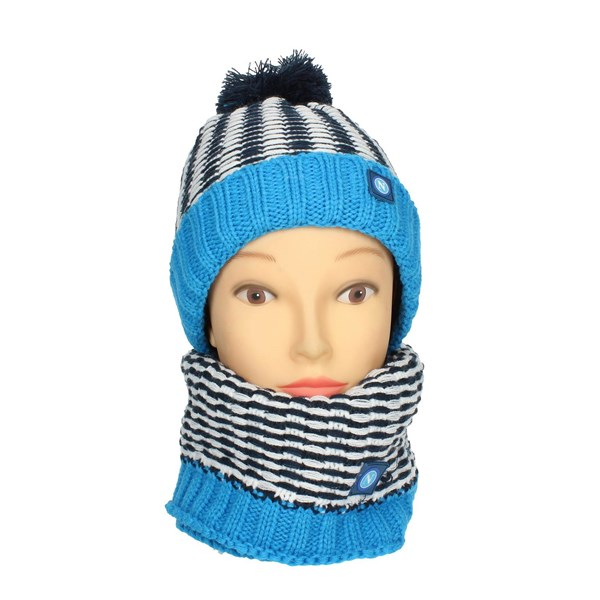 Napoli Accessories Hat Light Blue 12852 BIMBO