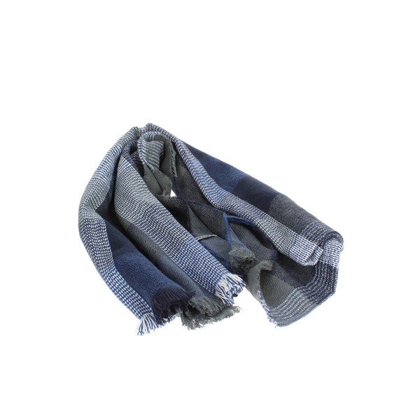 Charro Accessories Scarves Grey/Blue 18681