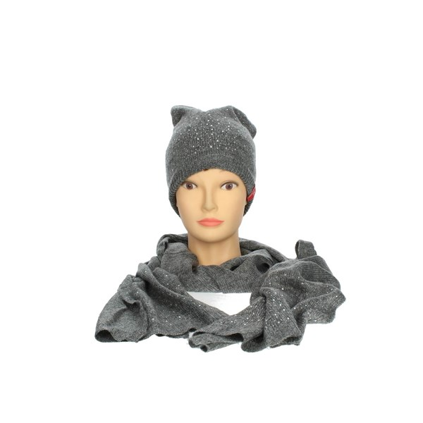 Romeo Gigli Accessories Scarves Grey 19843