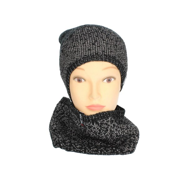 Sweet Years Accessori Donna Scaldacollo/cappello NERO 35104