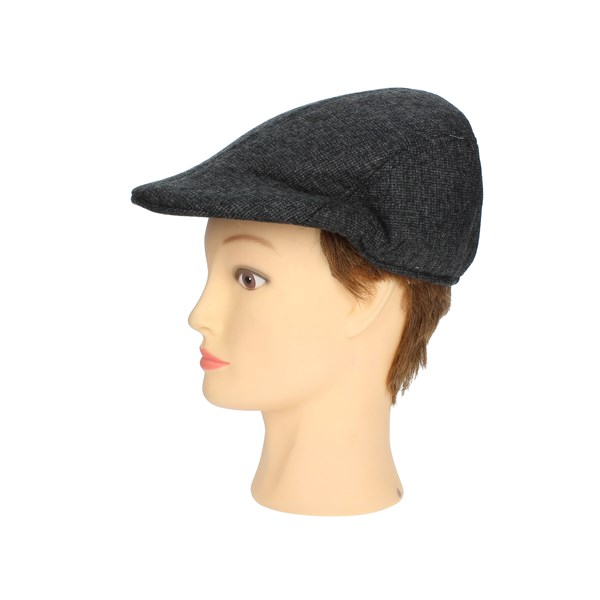 Charro Accessories Hat Charcoal grey 18694