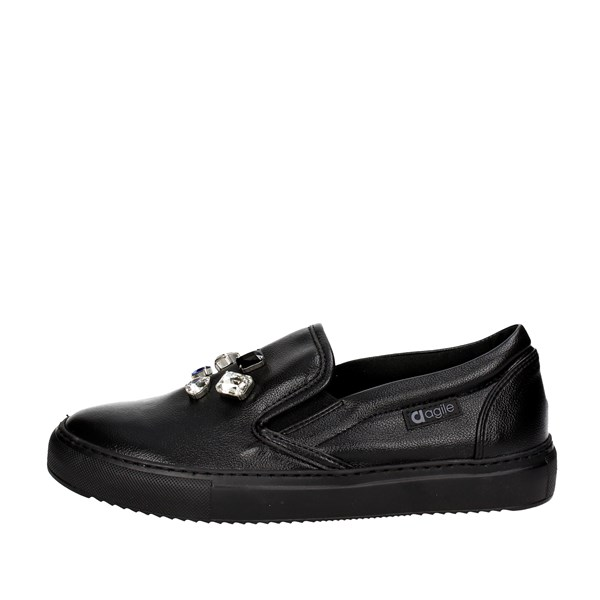 Agile By Rucoline  Shoes Slip-on Shoes Black 2813(35*)
