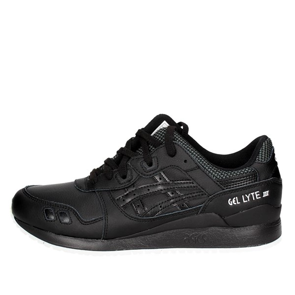 Asics Shoes Low Sneakers Black HL701..9090
