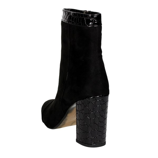 Mariamare Shoes Ankle Boots Black 61844