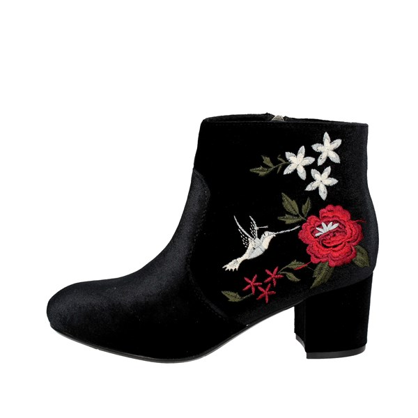 Mariamare Shoes Ankle Boots Black 61840