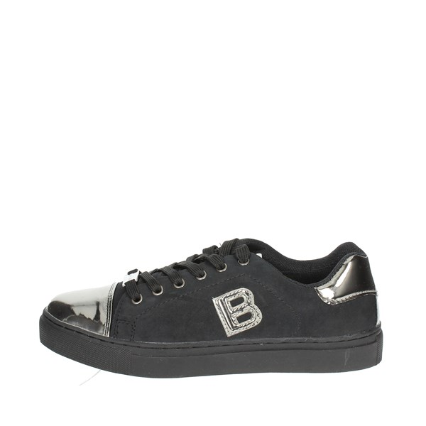 Laura Biagiotti Shoes Sneakers Black 1566