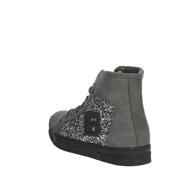 Laura Biagiotti Shoes Sneakers Grey 2039
