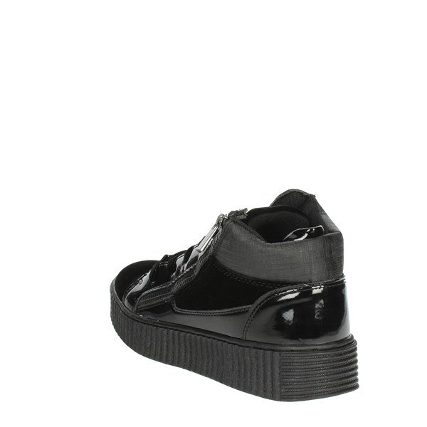 Laura Biagiotti Shoes Sneakers Black 2038