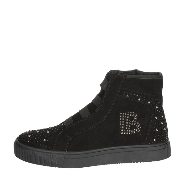 Laura Biagiotti Shoes Sneakers Black 2045