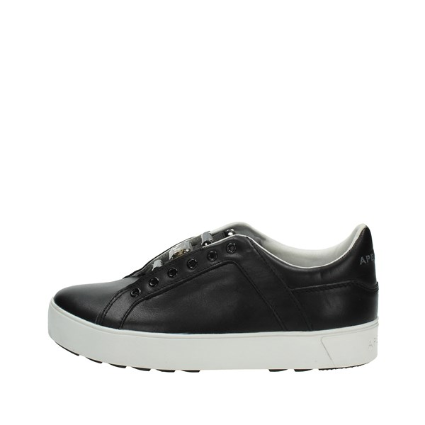 Apepazza Shoes Low Sneakers Black DLW09