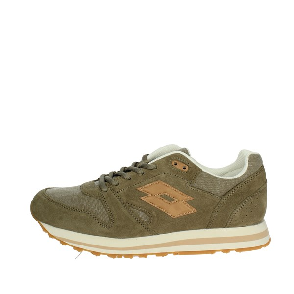 Lotto Shoes Low Sneakers Dark Green T3930