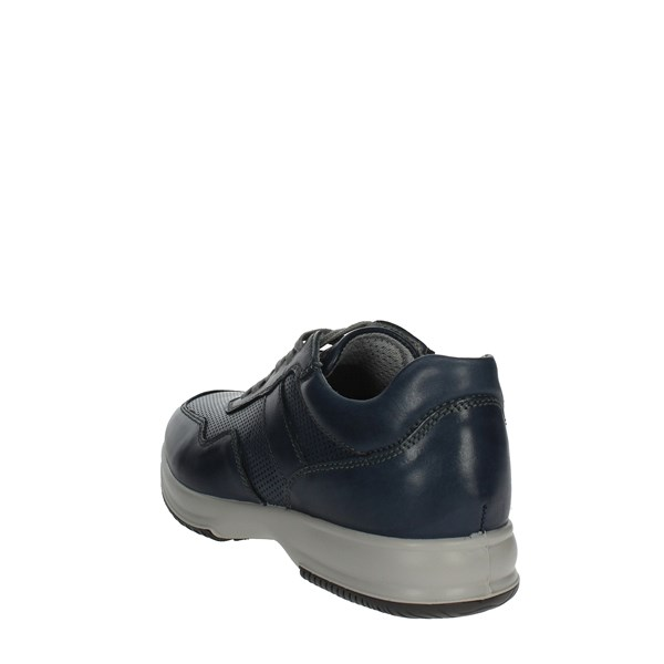 <Imac Shoes Sneakers Blue 102020