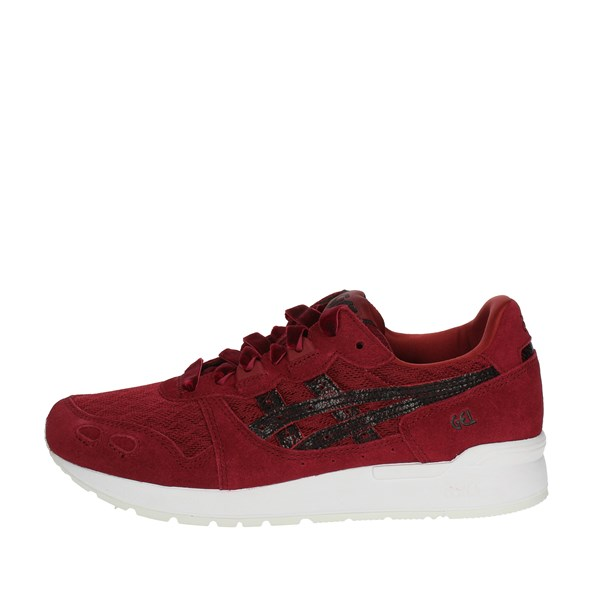 Asics Shoes Sneakers Burgundy H8D5L..2690