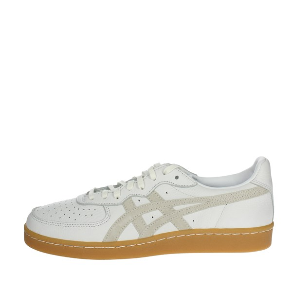Asics Shoes Low Sneakers White D831L..0101