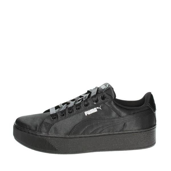 Puma Shoes Low Sneakers Black 365239 02