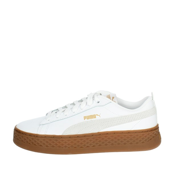 Puma Shoes Low Sneakers White 366487 02