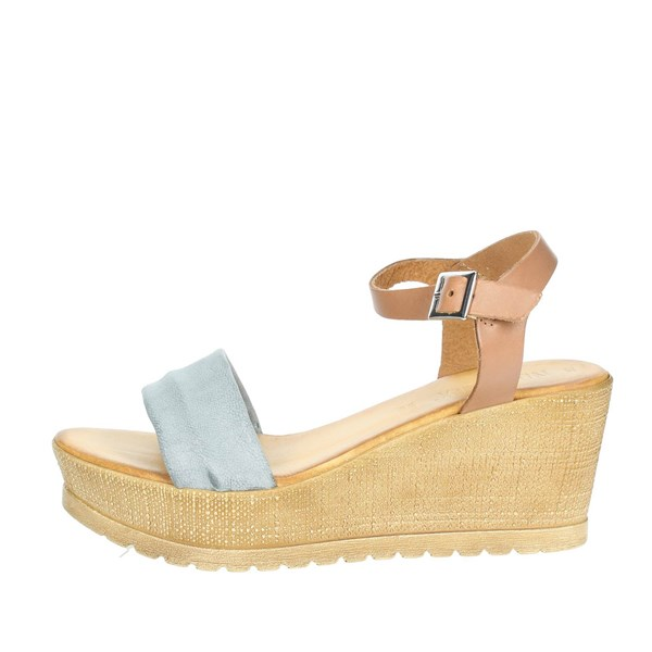 Novaflex Shoes Sandal Light Blue SENECIONE