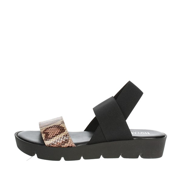 Novaflex Shoes Sandal Black CALLISTA 001