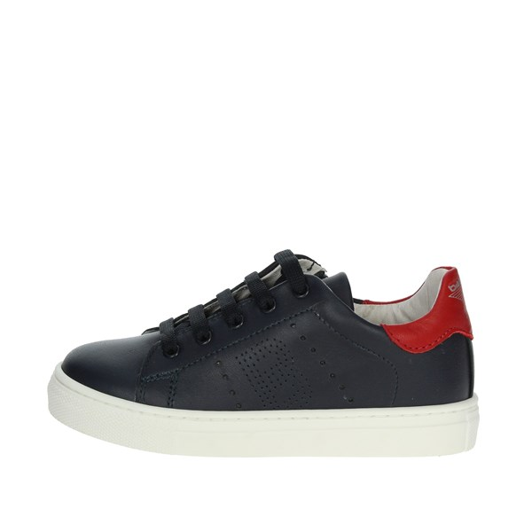 Balducci Shoes Low Sneakers Blue 10265