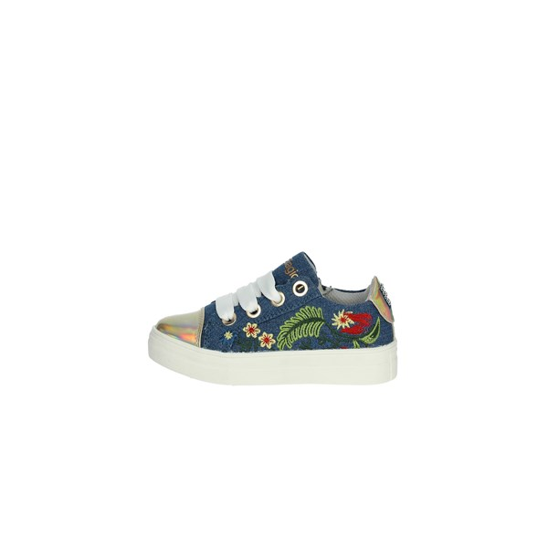 Laura Biagiotti Dolls Shoes Sneakers Jeans 3461