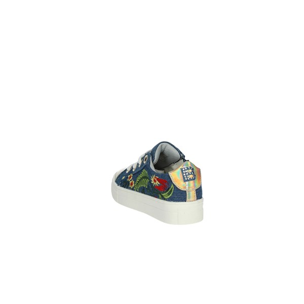 <Laura Biagiotti Dolls Shoes Sneakers Jeans 3461