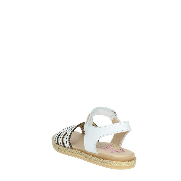 Pablosky Shoes Sandals White 450400
