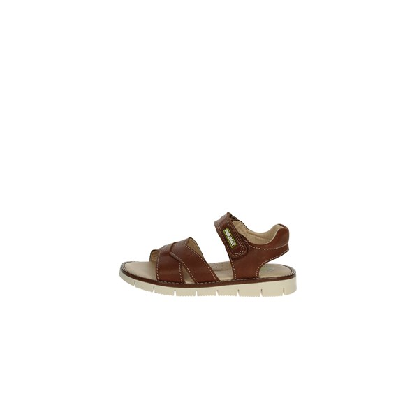 Pablosky Shoes Sandals Brown leather 582796