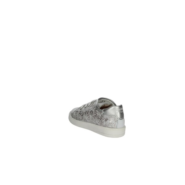 Pablosky Shoes Sneakers White/Silver 270854