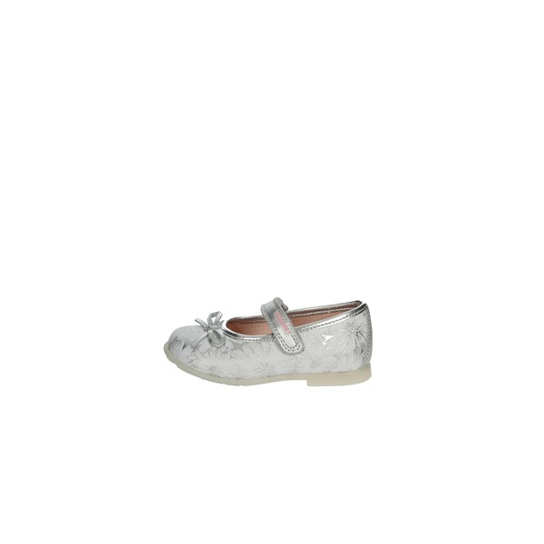 Pablosky Shoes Ballet Flats Silver 034554