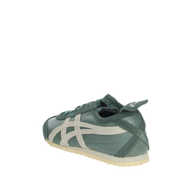Onitsuka Tiger Shoes Sneakers Dark Green D2J4L..8212