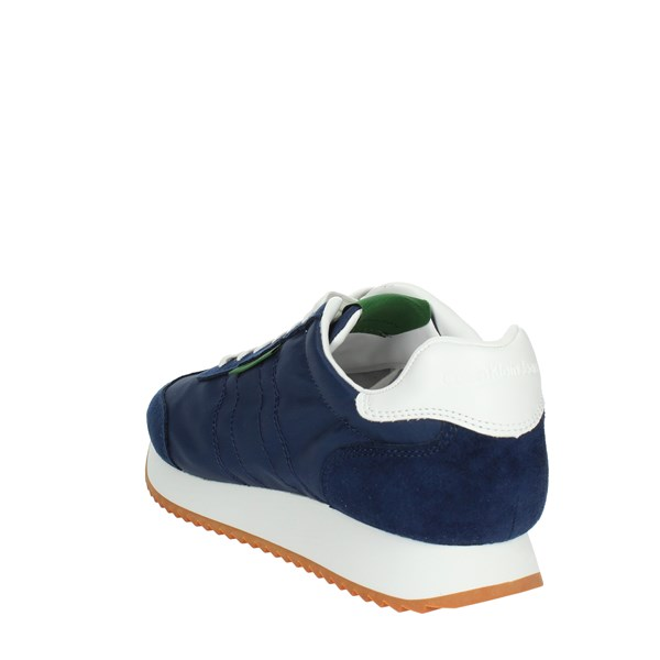 Calvin Klein Jeans Shoes Sneakers Blue S0536