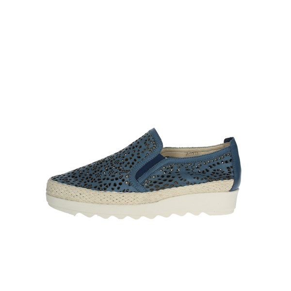 The Flexx Shoes Sneakers Blue A158 43
