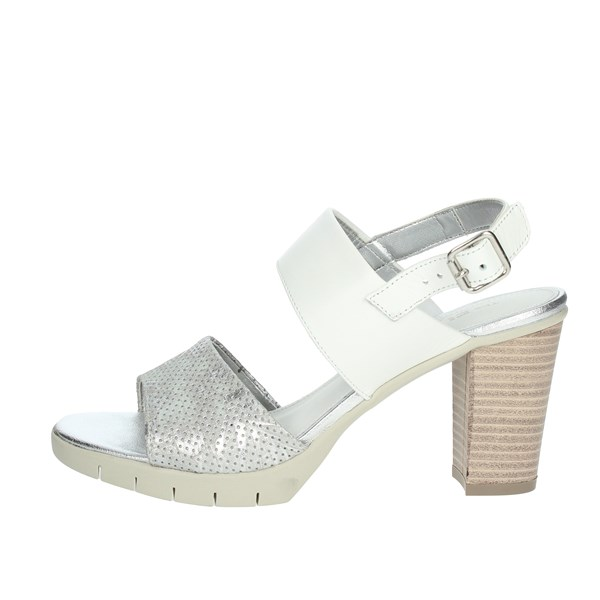 The Flexx Shoes Sandals White C611 6