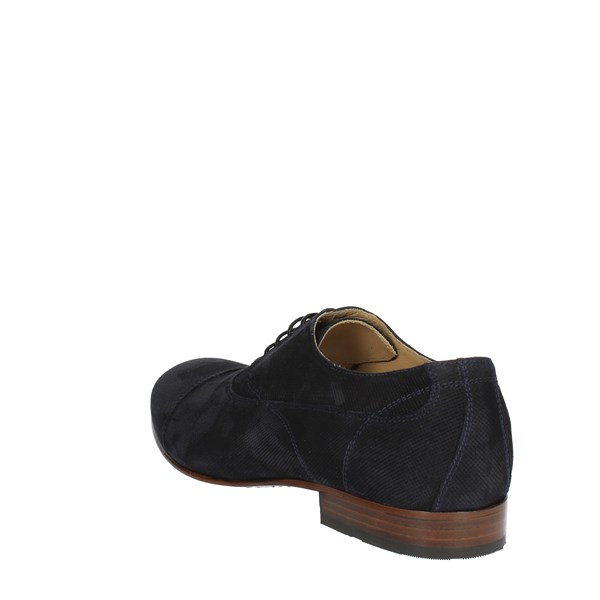 Nero Giardini Shoes Brogue Blue P800201U