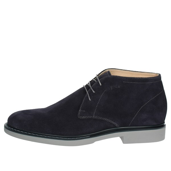 Nero Giardini Shoes Laced Blue P800183U