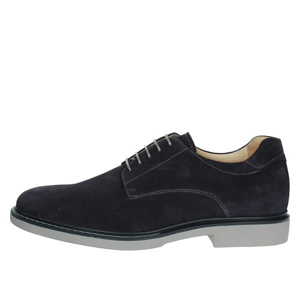Nero Giardini Shoes Brogue Blue P800182U