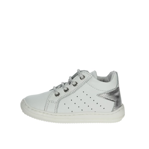 Naturino Shoes Low Sneakers White/Silver 0012012147.02.9111
