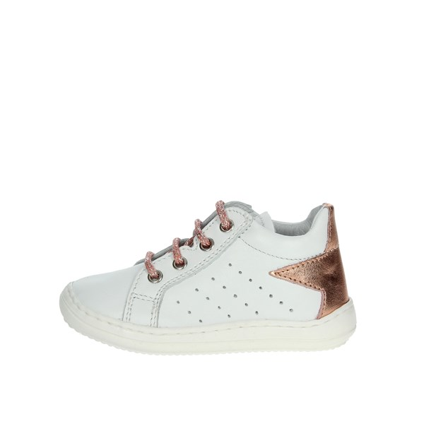 Naturino Shoes Low Sneakers White/Pink 0012012147.02.9112