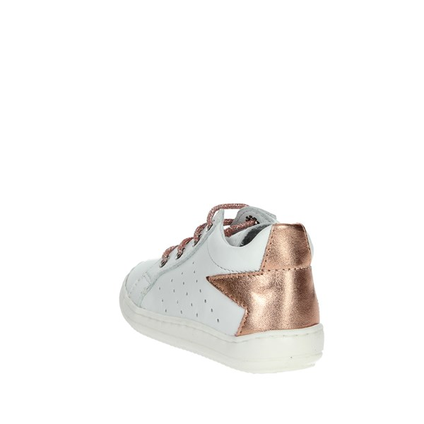 <Naturino Shoes Low Sneakers White/Pink 0012012147.02.9112
