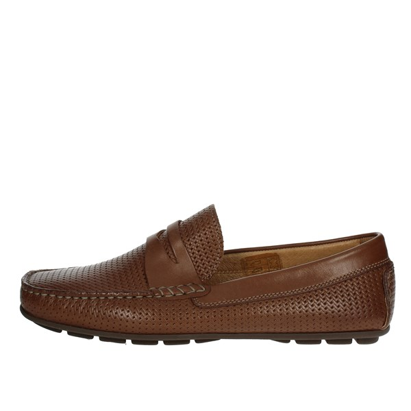 Imac Shoes Moccasin Brown 102140