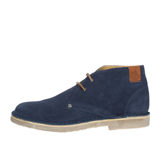 Lumberjack Shoes Laced Blue SM13003-002 A03