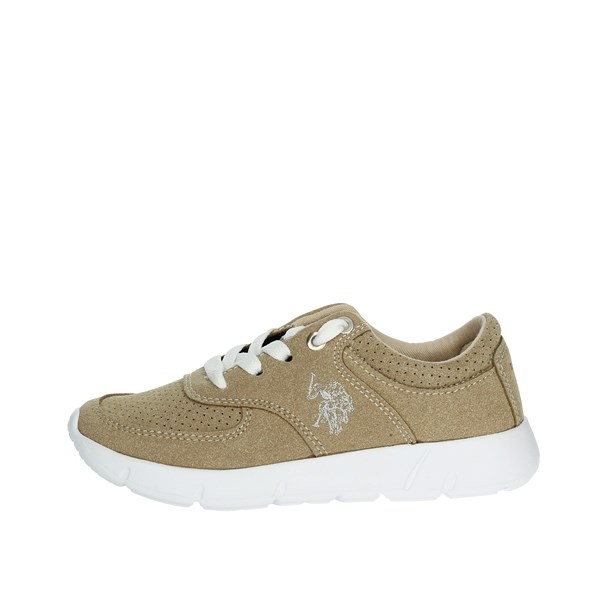 U.s. Polo Assn Shoes Sneakers Beige FERDY4032S8/H1