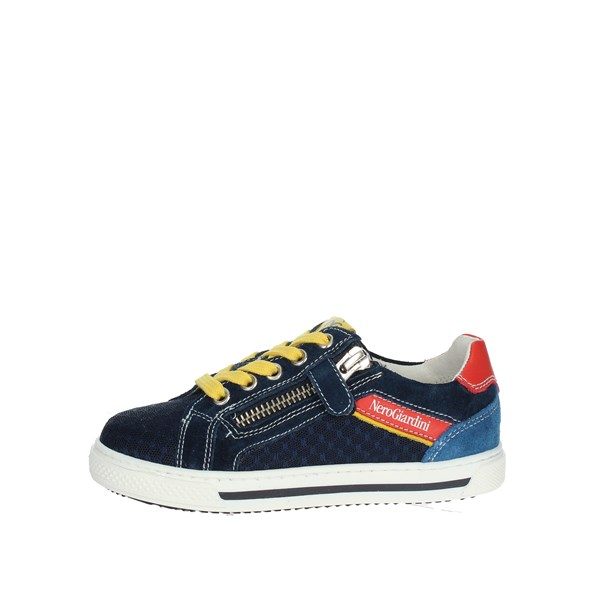 Nero Giardini Shoes Sneakers Blue P833024M/200