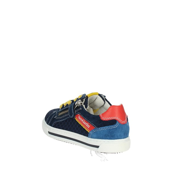 <Nero Giardini Shoes Low Sneakers Blue P833024M/200